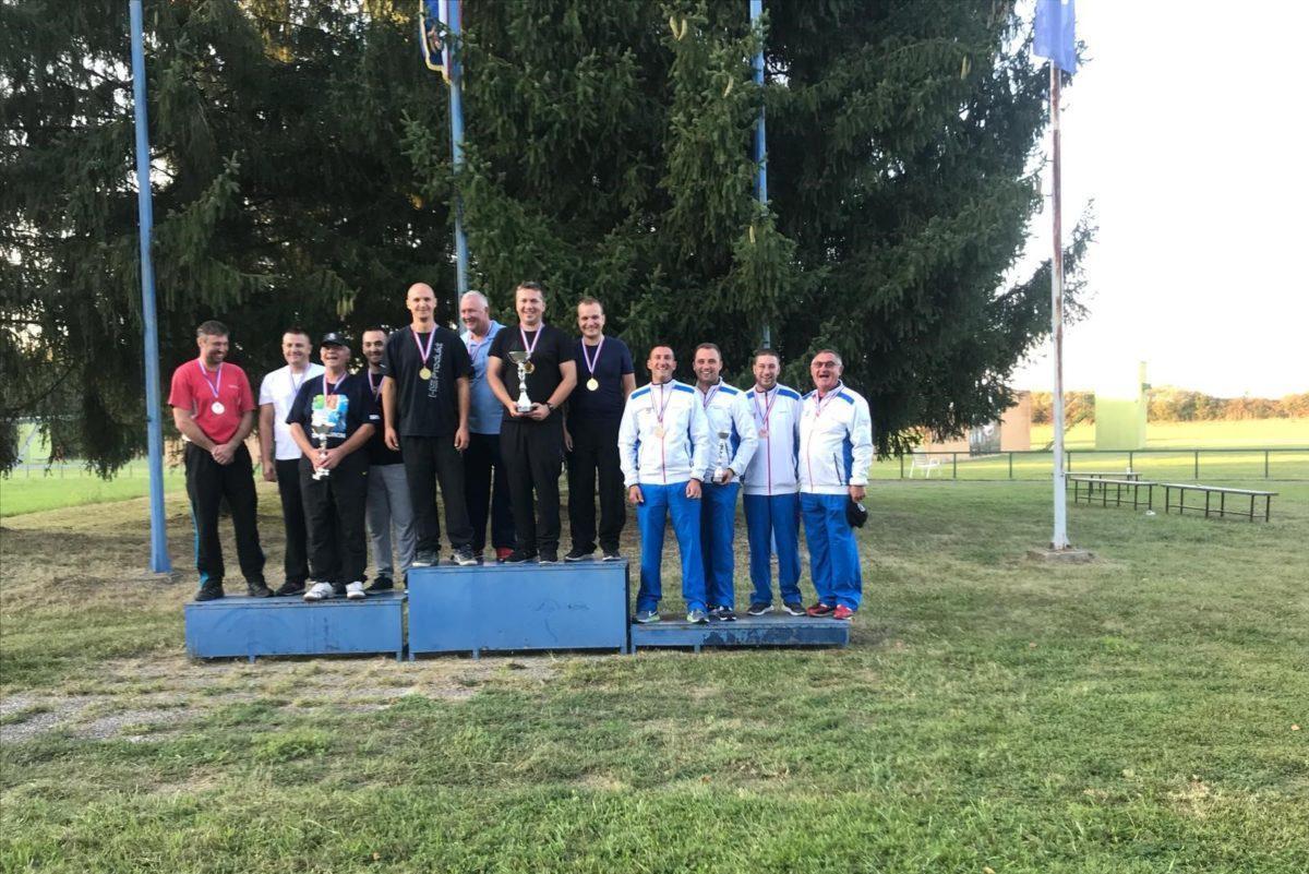 sd gusar novigrad 3. mjesto ekipno na prvenstvu hrvatske