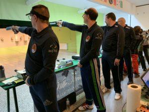 2. kolo 1.b hrvatske lige natjecanje u streljaštvu u rovinju