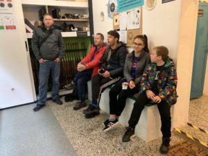 2. kolo 1.b hrvatska liga natjecanje u streljaštvu strijelci čekaju