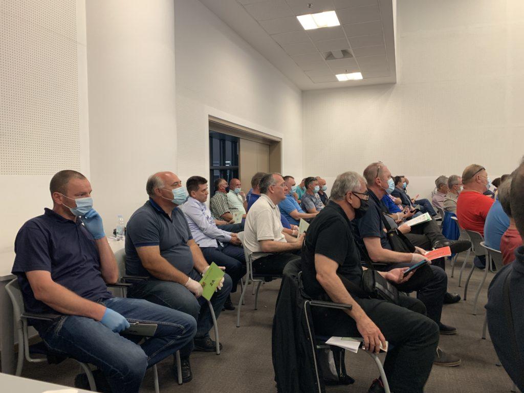redovna skupština streljačkog saveza istarske županije