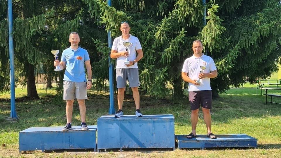 giovanni cernogoraz prvi na drugom kolu kupa u trapu - zagreb