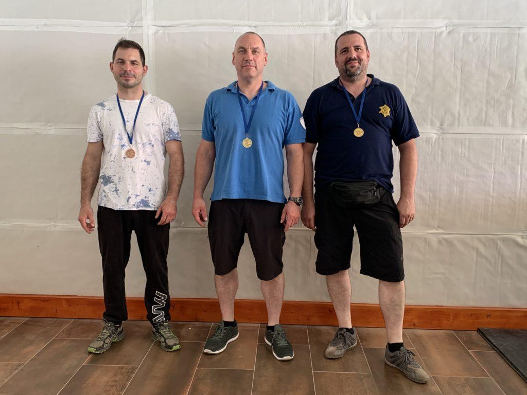 prvenstvo istarske županije pištolj standard i središnjeg paljenja 25m seniori