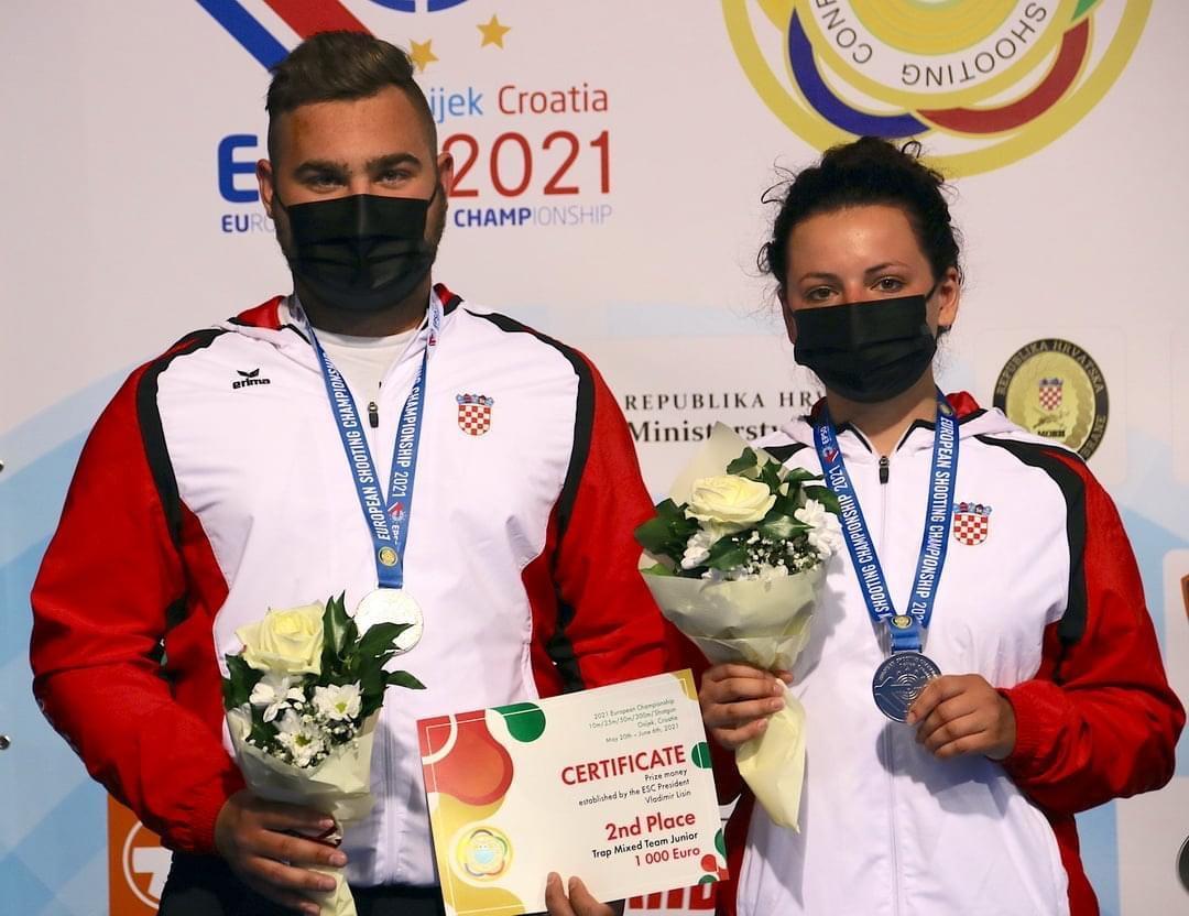 Natali banko srebrna medalja