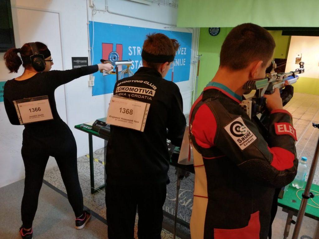 strijelci sportsko streljaštvo issf disciplina 10m