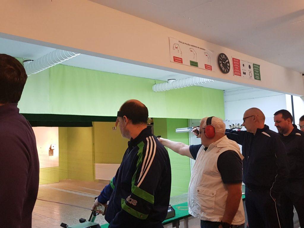 sportsko streljaštvo u istri 2020 strijelci na 4.kolu