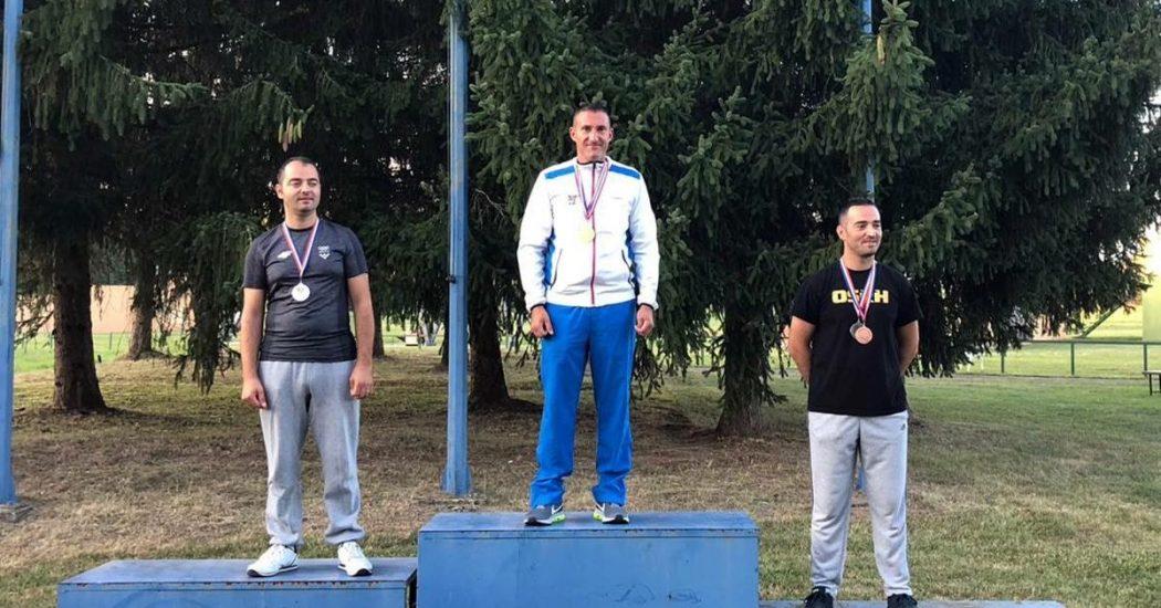 prvenstvo hrvatske trap 2018
