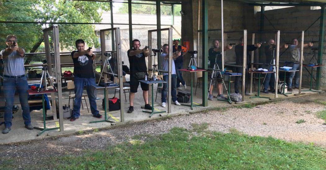 Prvenstvo Istarske županje VK Pištolj/Revolver 2018
