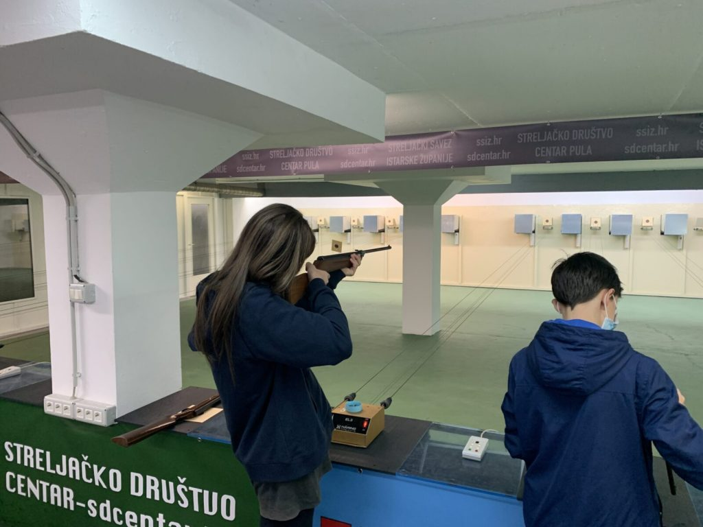 Kamp streljaštva u Puli6