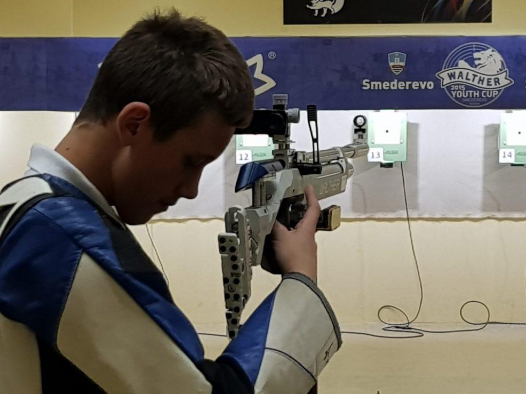 Natjecanje u sprotskom streljaštvu u Smederevu zračna puška juniori
