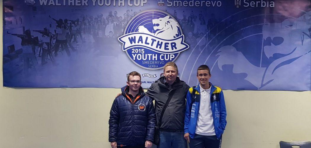 Walther youth cup Smederevo 2019 natjecanje u sportskom streljaštvu